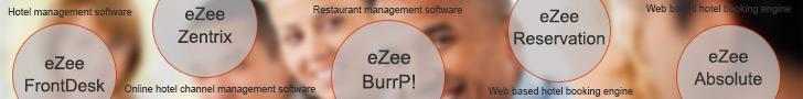 Hotel & restaurant management software