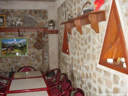 Motel Bistra - Berovo