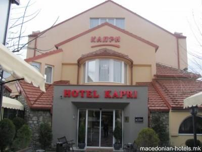 Hotel Kapri - Bitola