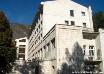 Hotel Spa Banjishte