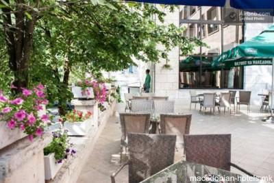 Hotel Spa Banjishte - Debar
