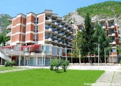 Hotel Spa Kosovrasti - Debar