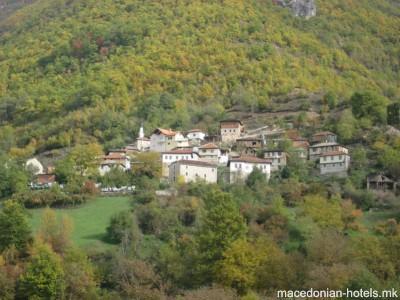 Hotel Tutto - Debar