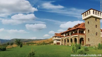 Popova Kula winery - Demir Kapija