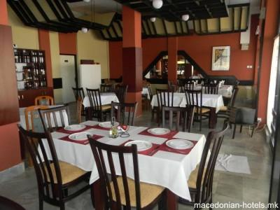 Apartments & Restaurant Chardak - Dojran