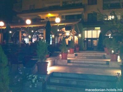 Apartments & Restaurant Chardak - Dojran