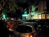 Хотел Полин паркинг