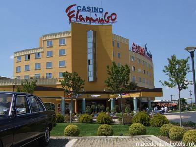 Casino Flamingo hotel - Gevgelija