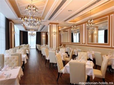 Ramada Plaza hotel - Gevgelija