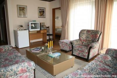 Hotel Gradce - Kocani