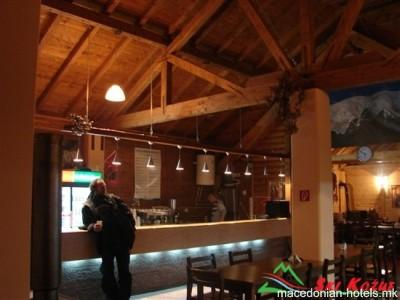 Kozuf accommodation - Kozuf