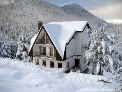Villa Todorov - Kozuf