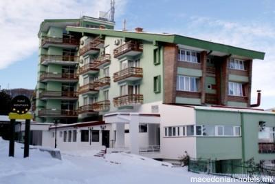 Hotel Montana Palas - Krusevo