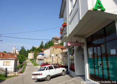Villa Gora - Krusevo