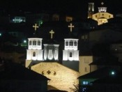Krusevo by night