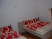 Appartement mit dreibett