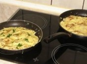 Оstrich omelette