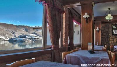 Ethno house Saint Moritz - Mavrovo