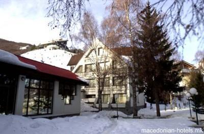 Hotel Fersped - Mavrovo