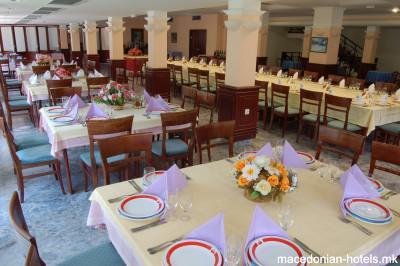 Hotel Makpetrol - Mavrovo