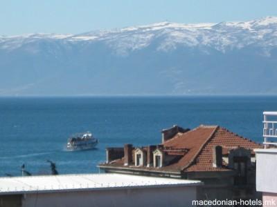Accommodation Jovan - Ohrid