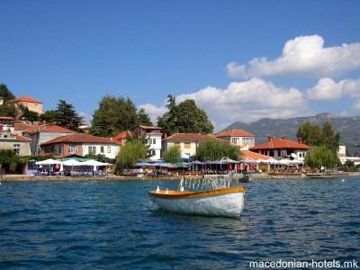 Apartments Kosta - Ohrid