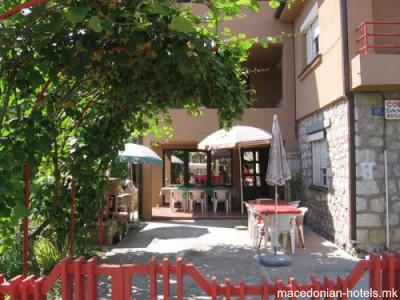 Gajtan apartments - Ohrid