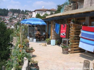 Grebnos Stone House - Ohrid