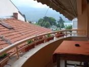Ansicht von der Balkon