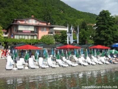 Hotel Lagadin - Ohrid