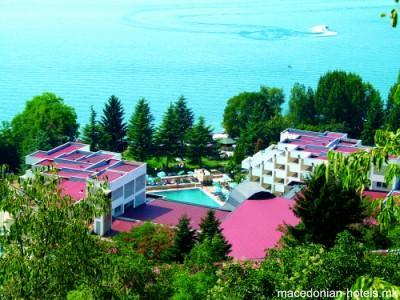 Hotel Sileks - Ohrid