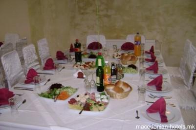 Hotel Slavija Spektar - Ohrid