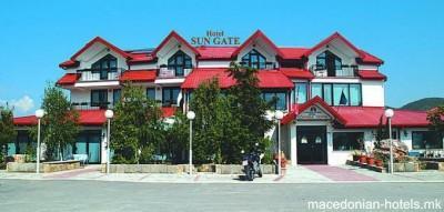 Hotel Sun Gate - Ohrid