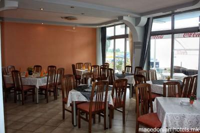 Hotel Villa Swiss - Ohrid