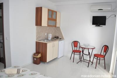 Marina apartments - Ohrid