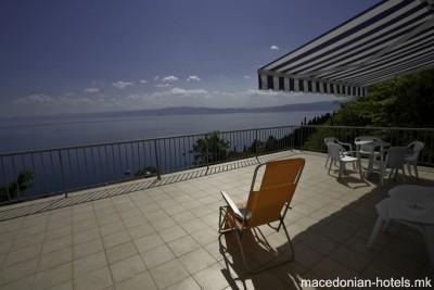 Maslov apartments - Ohrid