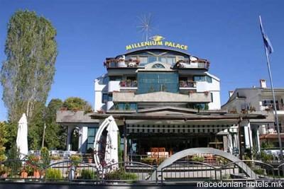Milenium Palace - Ohrid