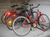 Изнајмување велосипеди
