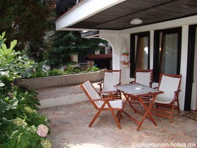 Sveta Varvara apartments - Ohrid
