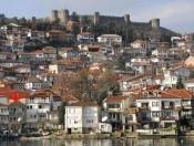 Ohrid Altstadt