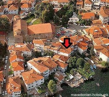 Vila Albina - Ohrid