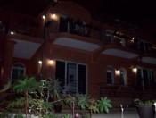 Vila Anastas by night