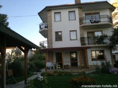 Vila Sara - Ohrid