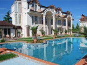 Villa Aleksandar pool