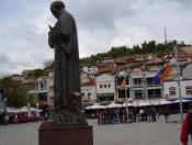 Ohrid square