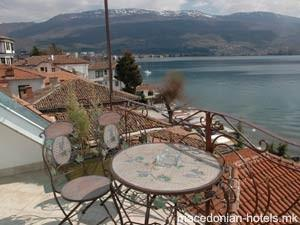 Villa Germanoff - Ohrid