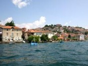 Villa Grdan from the lake
