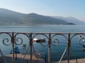 Ohrid lake from Villa Grdan