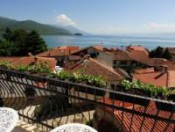 Поглед на Охридско езеро
