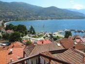 View from Villa Mesokastro
